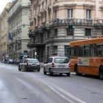 תחבורה והתניידות באיטליה