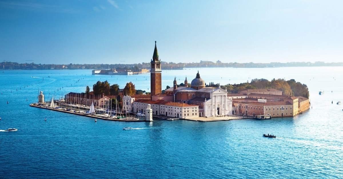 טיול איים בוונציה