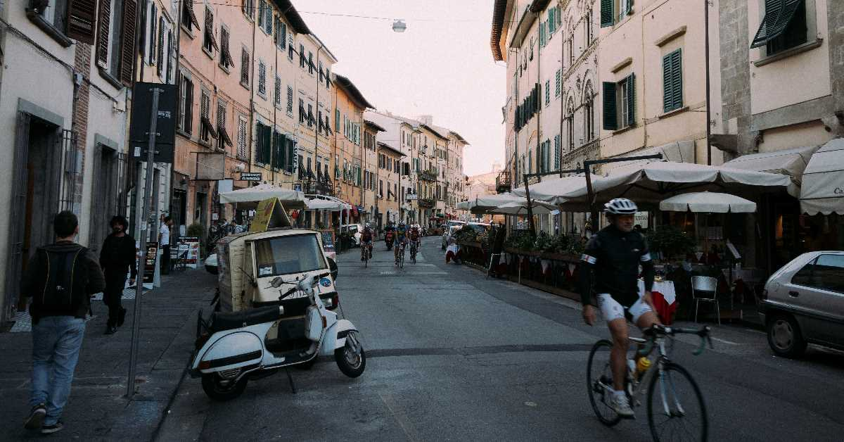 car rentals in tuscany