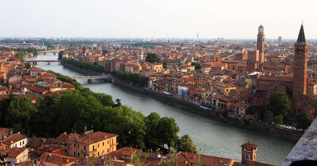 flights to Verona