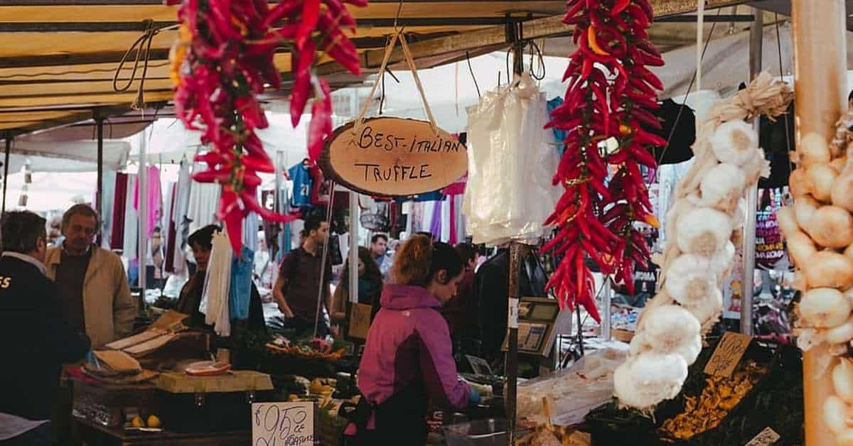 Market rome