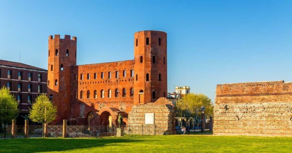 שער הארמון טורינו