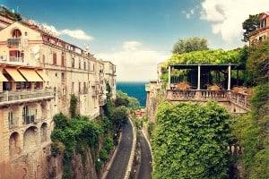 מלונות בסורנטו איטליה