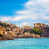 Castle Scilla in Calabria, Italy