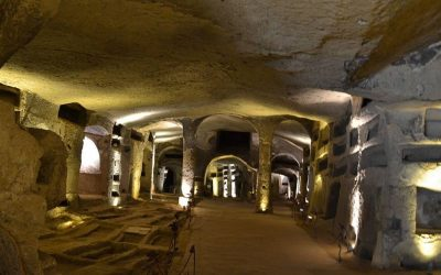 The Catacombs of Naples