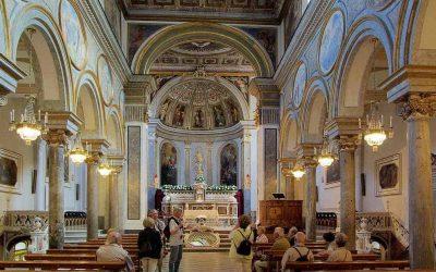 basilica di sant'antonino sorrento