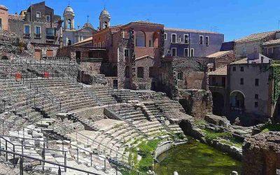 התיאטרון הרומי של קטניה